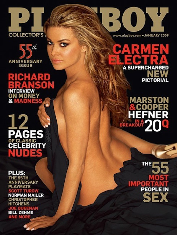 Carmen-Electra