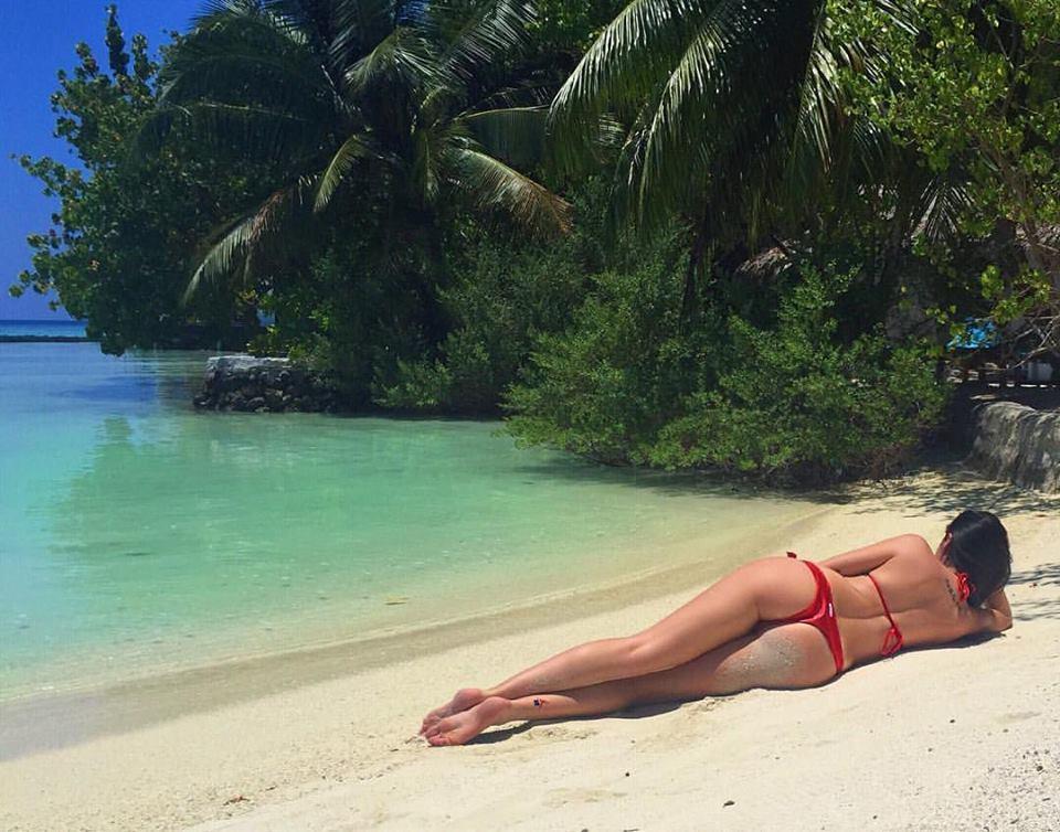 foto-Valentina-Vignali-Maldive-2